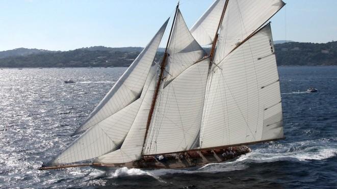 Elena Replica_Steel Schooner Yacht 1896
