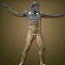 bronzeposeidon