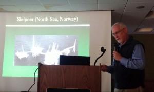Herzog discusses the economic realities of carbon capture technology.