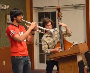Matt Osman and Sarvesh Garimella.