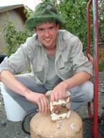 Christian Schoof is an Associate Professor of glaciology, fluid dynamics, applied mathematics at the University of British Columbia