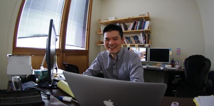Shuhei Ono (credit: Helen Hill)