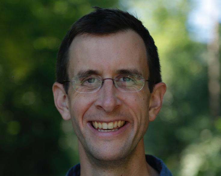 Associate Prof. David McGee