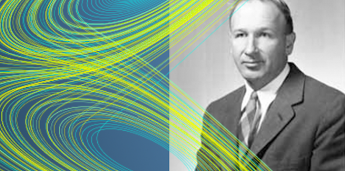 Ed Lorenz, the father of chaos theory