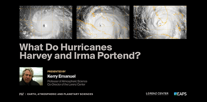 What Do Hurricanes Harvey and Irma Portend?