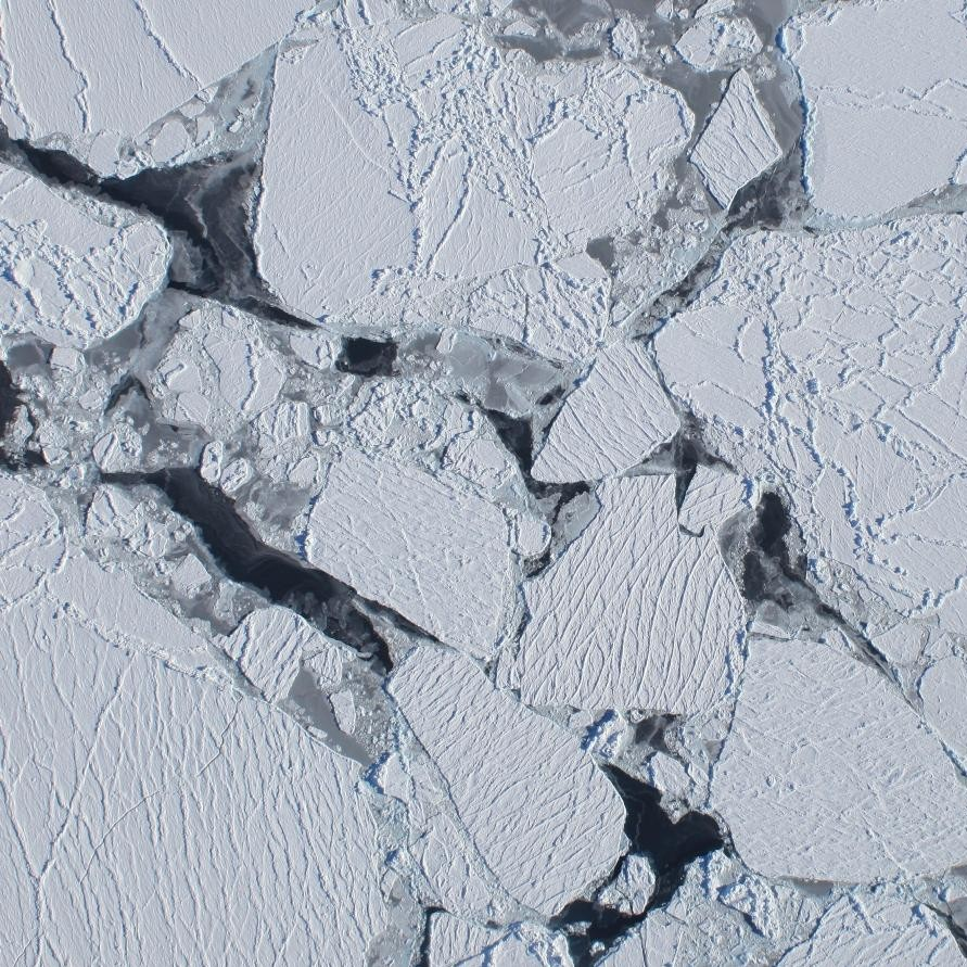 Antarctic Sea Ice (Credit: NASA)