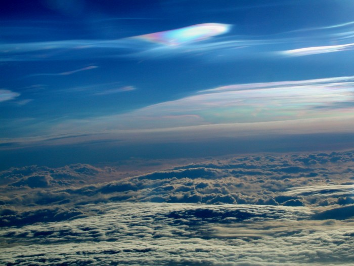 Ice cloud. NASA